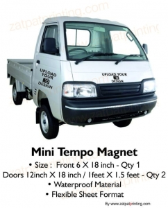 Mini Tempo Magnet
