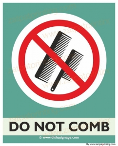 Do Not Comb